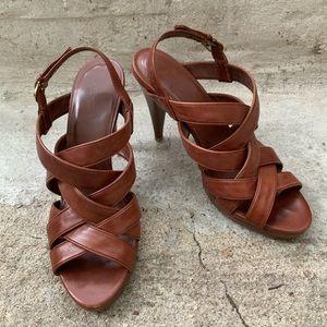Cole Haan   Air Shayna High Strap Heels